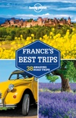 Lonely Planet - Lonely Planet France's Best Trips artwork