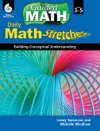 Daily Math Stretches Building Conceptual Understanding Levels 3-5