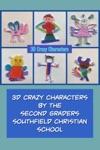 3D Crazy Characters