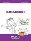 French FamilyIntro Read Aloud Book From Language Together French Set One