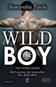 Samantha Towle - The Wild Boy artwork
