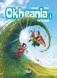 OKHéANIA - VOLUME 1 - THE TSUNAMI