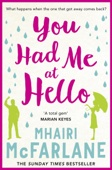 Mhairi McFarlane - You Had Me At Hello artwork
