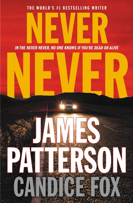 Never Never James Patterson  Candice Fox Book