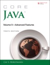 Core Java Volume II--Advanced Features 10e