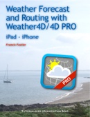 Weather Forecast and Routing with Weather4D/4D Pro