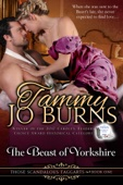 The Beast of Yorkshire - Tammy Jo Burns Cover Art