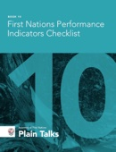 First Nations Performance Indicators Checklist