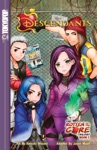 Disney Manga Descendants - The Rotten To The Core Trilogy Book 1