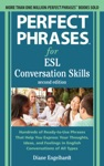 Perfect Phrases For ESL Conversation Skills Second Edition