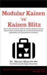 Modular Kaizen Vs Kaizen Blitz How To Choose Between These Two Kaizen Business Process Improvement Methodologies For Accelerated Productivity Profitability And Organizational Excellence