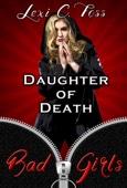Lexi C. Foss - Daughter of Death artwork
