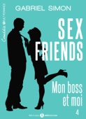 Gabriel Simon - Sex Friends – Mon boss et moi, 4 illustration