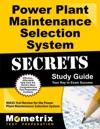 Power Plant Maintenance Selection System Secrets Study Guide