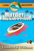 Victoria LK Williams - Murder for Neptune's Trident artwork