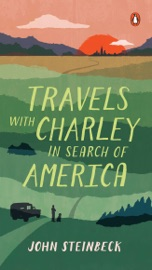 Travels with Charley in Search of America - John Steinbeck & Jay Parini Book