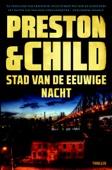 Preston & Child - Stad van de eeuwige nacht kunstwerk