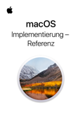 macOS-Implementierung - Referenz