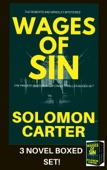 Wages of Sin: Private Investigator Crime Thriller Boxed Set