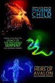 Children of Fire Series Box Set: Books 1 - 3