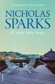 Nicholas Sparks - El viaje más largo portada