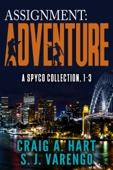 Craig A. Hart & S. J. Varengo - Assignment: Adventure artwork