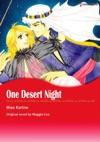ONE DESERT NIGHTHarlequin Comics