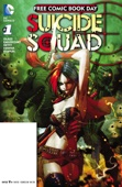Adam Glass, Federico Dallocchio & Ransom Getty - FCBD 2016 - Suicide Squad Special Edition (2016) #1  artwork