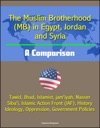 The Muslim Brotherhood MB In Egypt Jordan And Syria A Comparison - Tawid Jihad Islamist Jamiyah Nasser Sibai Islamic Action Front IAF History Ideology Oppression Government Policies