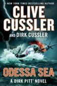Odessa Sea - Clive Cussler Cover Art