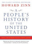 A People's History of the United States - Howard Zinn Cover Art