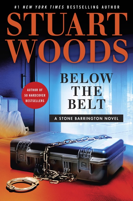 Below the Belt Stuart Woods Book