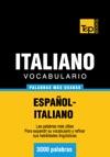 Vocabulario Espaol-italiano - 3000 Palabras Ms Usadas