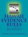 Hawaii Evidence Rules