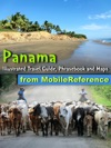 Panama Illustrated Travel Guide Phrasebook And Maps Mobi Travel