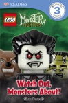 DK Readers L3 LEGO Monster Fighters Watch Out Monsters About Enhanced Edition
