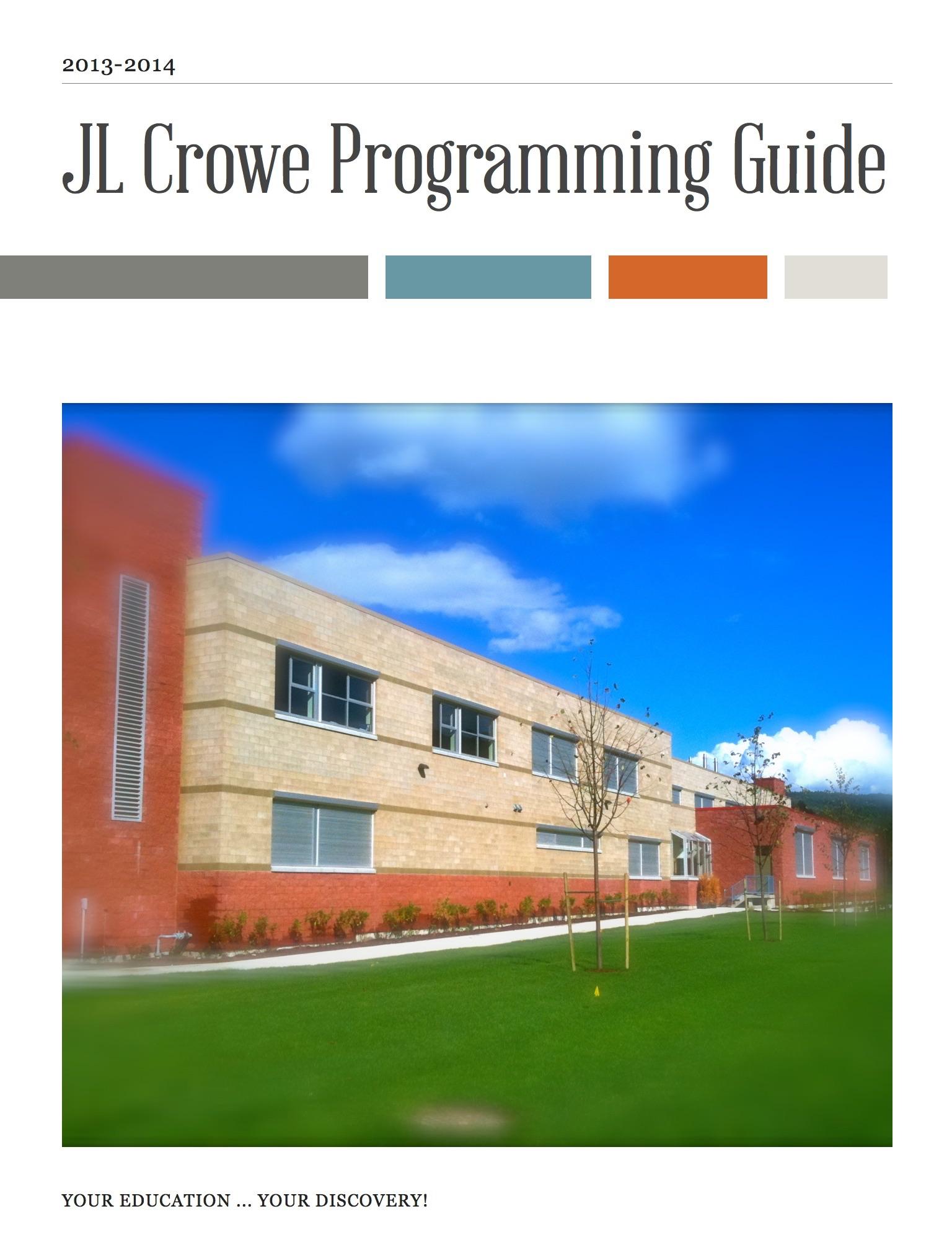 jl crowe homework now