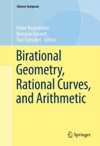Birational Geometry Rational Curves And Arithmetic
