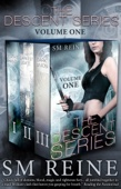 SM Reine - The Descent Series, Books 1-3: Death's Hand, The Darkest Gate, and Dark Union (The Descent Series, #1)  artwork