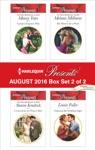 Harlequin Presents August 2016 - Box Set 2 Of 2