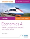 Edexcel Economics A Student Guide Theme 1 Introduction To Markets And Market Failure