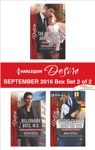 Harlequin Desire September 2016 - Box Set 2 Of 2