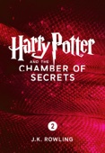 Harry Potter and the Chamber of Secrets - J.K. Rowling Cover Art