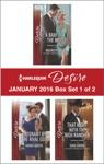 Harlequin Desire January 2016 - Box Set 1 Of 2