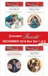 Harlequin Presents December 2016 - Box Set 1 Of 2