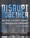 Opportunities In Branding - Benefits Of Cross-Functional Collaboration In Driving Identity Chapter 16 From Disrupt Together