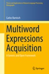 Multiword Expressions Acquisition