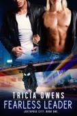 Tricia Owens - Fearless Leader (Juxtapose City)  artwork