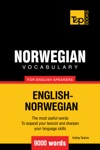 Norwegian Vocabulary For English Speakers 9000 Words