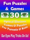Fun Puzzles  Games - 30 Optical Illusions Games  Puzzles For Parents  Kids
